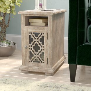 Liya End Table by Mistana