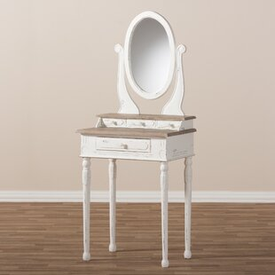 Westrick Vanity with Mirro..
