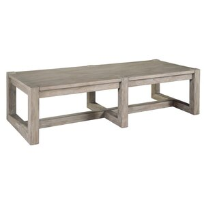 Berkeley Heights Post Coffee Table by Hekman