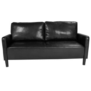 Ashbaugh Upholstered Sofa by Ebern Designs