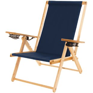 Blue Ridge Chair Works Reclining Beach Ch..