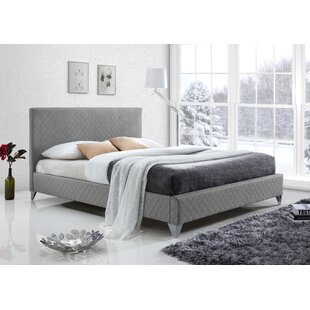 Bryanna Upholstered Bed Frame By Mercury Row