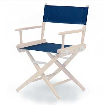 World Famous Folding Director Chair