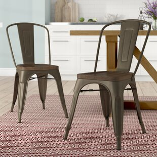 Isaac Side Chair (Set of 2) Laurel Foundry Modern Farmhouse