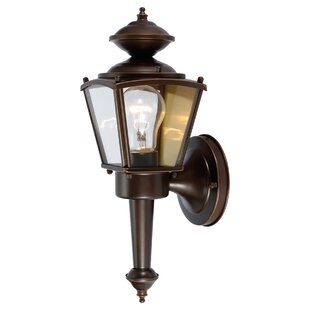 1-Light Outdoor Sconce by ..