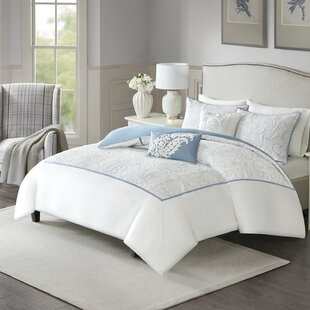 Boxton 100% Cotton Duvet Set by Harbor House Wonderful