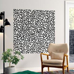 Modern & Contemporary Marimekko Wall Mural | AllModern