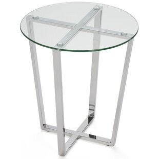 Affordable Rodden End Table By Wrought Studio