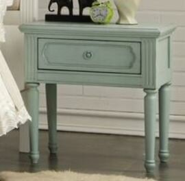 Ketchum 1 Drawer Nightstand by Ophelia & Co.