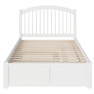 Holliston Full Platform Bed with Trundle