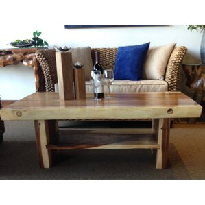 Suar Coffee Table by Chic Teak