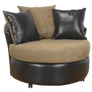 Ella Swivel Barrel Chair