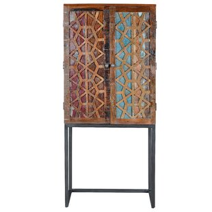 Abrahamson Bar Cabinet By Bloomsbury Market