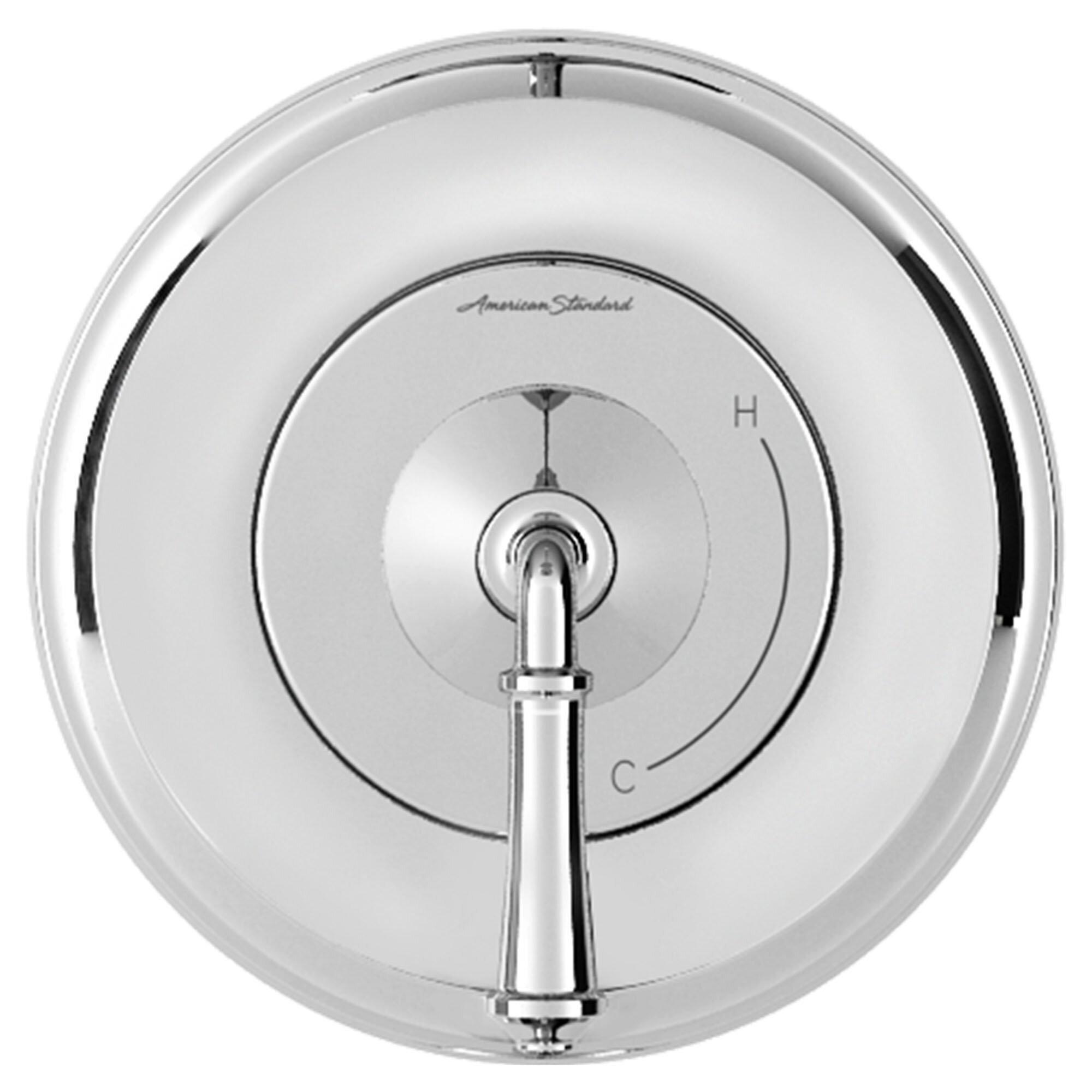 Delancey Volume Control Shower Faucet Trim With Cartridge