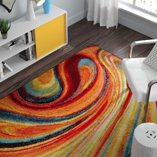 Big Save Peyton Multi-Colored Area Rug By Zipcode Design