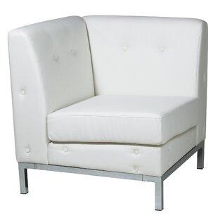 Mapleton Corner Guest Chair by Wade Logan