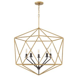 Hinkley Lighting Astrid 5-Light Foyer Pendant