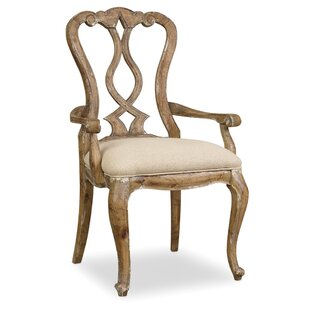 Charlotte Arm Chair (Set of 2) Hooker Furniture