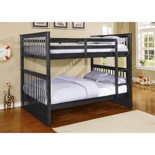 Sickles Full Over Full Bunk Bed by Harriet Bee