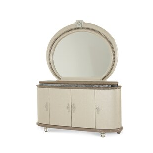 Overture 8 Drawer Dresser with Mirror