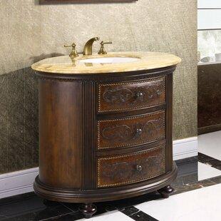 Great deal 36 Single Bathroom Vanity Set ByInFurniture