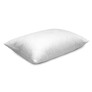 Perry Medium Down and Feathers Jumbo Bed Pillow