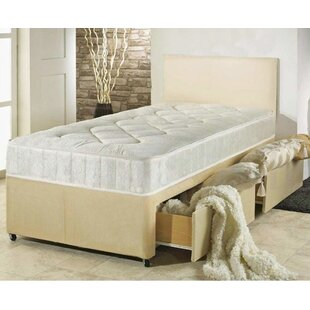 Cambridge Coil Sprung Divan Bed By Brambly Cottage