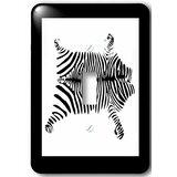 Zebra Plate Wayfair