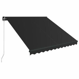Kuiper 3m W X 2.5m D Retractable Patio Awning By Sol 72 Outdoor