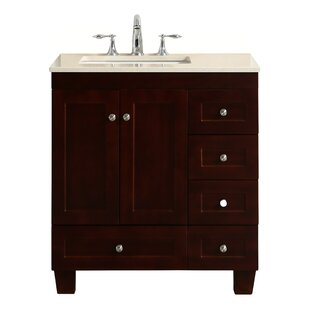 Reviews Plymouth 31 Single Bathroom Vanity Set By Darby Home Co