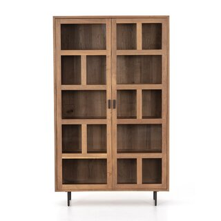 Anner Standard Bookcase by Union Rustic SKU:BA733166 Buy