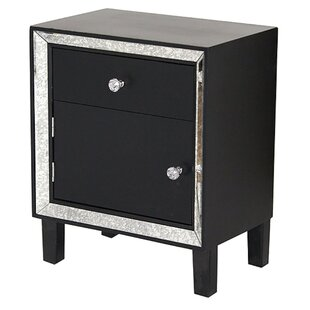 Venita End Table With Storage