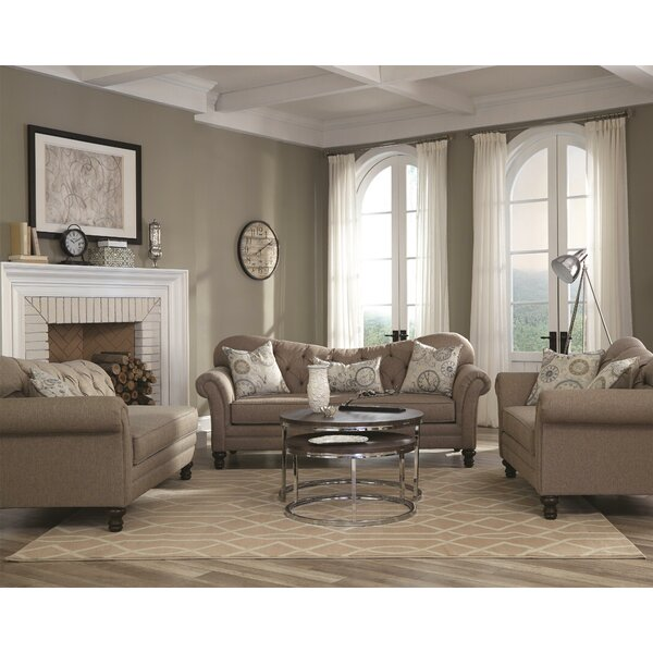 Ophelia Co Remmie Configurable Living Room Set Reviews Wayfair