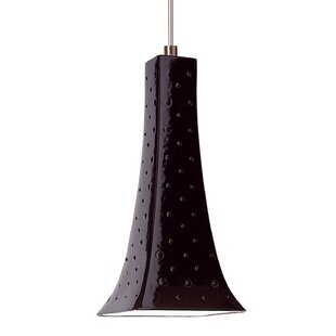 A19 Eiffel 1-Light Novelty Pendant