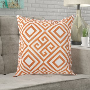 Plymouth Greek Pillow Cover