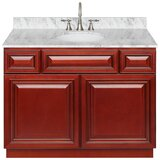 Kingsbridge 43 Single Bathroom Vanity Set by Charlton Home
