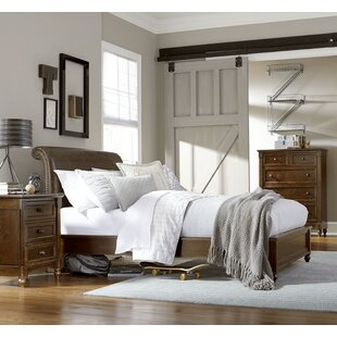 Big Sur By Wendy Bellissimo Sleigh Bed