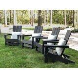Aviana Plastic/Resin Adirondack Chair (Set of 4)