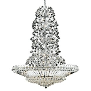 Maud 43-Light Chandelier b..