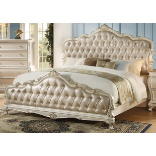 Rory Upholstered Panel Bed by Astoria Grand