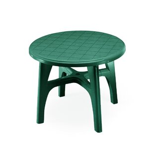 Ornelas 95cm Round Outdoor Dining Table By Sol 72 Outdoor