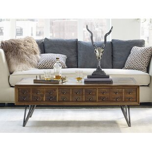 Gracie Oaks Cabrera Coffee Table