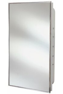 Compare 16 x 26 Recessed Medicine Cabinet By ProPlus