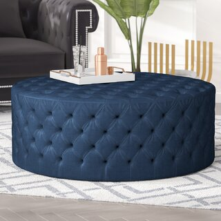 Westendorf Tufted Cocktail Ottoman by Darby Home Co SKU:DD756826 Purchase
