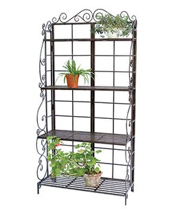 Hence Iron Baker's Rack by Fleur De Lis Living