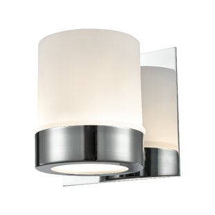 Brayden Studio Ruffin 1-Light Bath Sconce