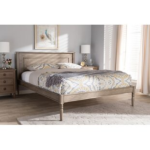 Comparison Callum Platform Bed by Alcott Hill Reviews (2019) & Buyer's Guide