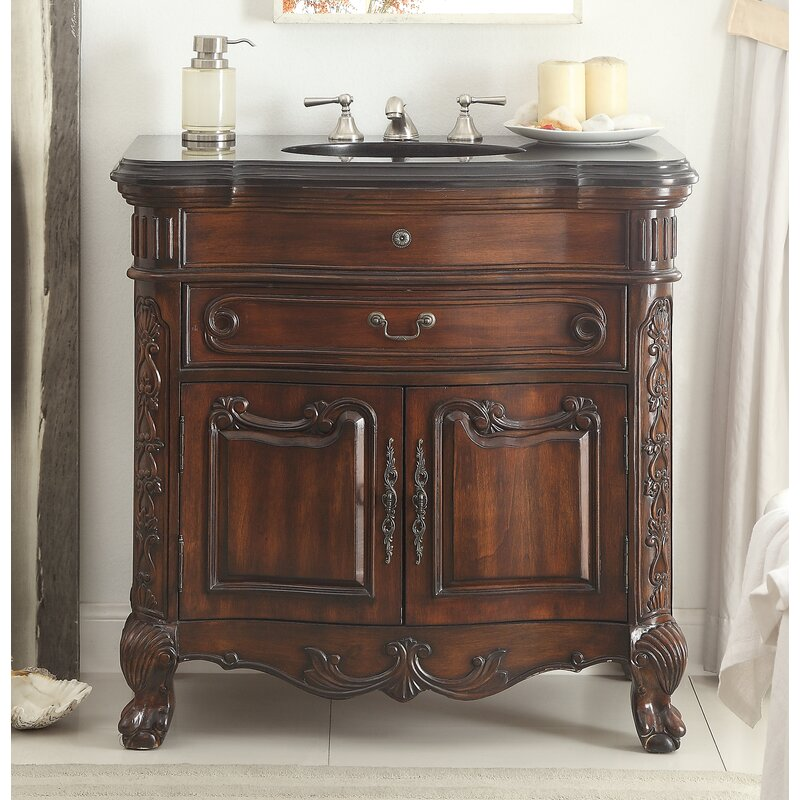 Astoria Grand Buckmaster 36 Single Bathroom Vanity Set Reviews Wayfair