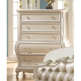 Astoria Grand Rory 5 Drawer Chest