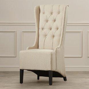 Colegrove Wingback Chair b..